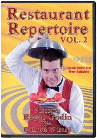 Restaurant Repertoire Volume 2