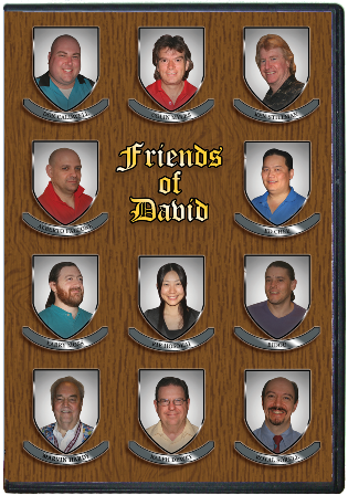 """Friends of David"""